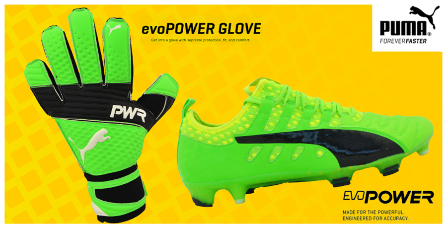 PUMA SHOE & GLOVES