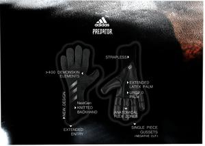 Predator GL Pro NC Shadowbeast Blackout