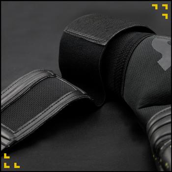 Elastic double strap bandage