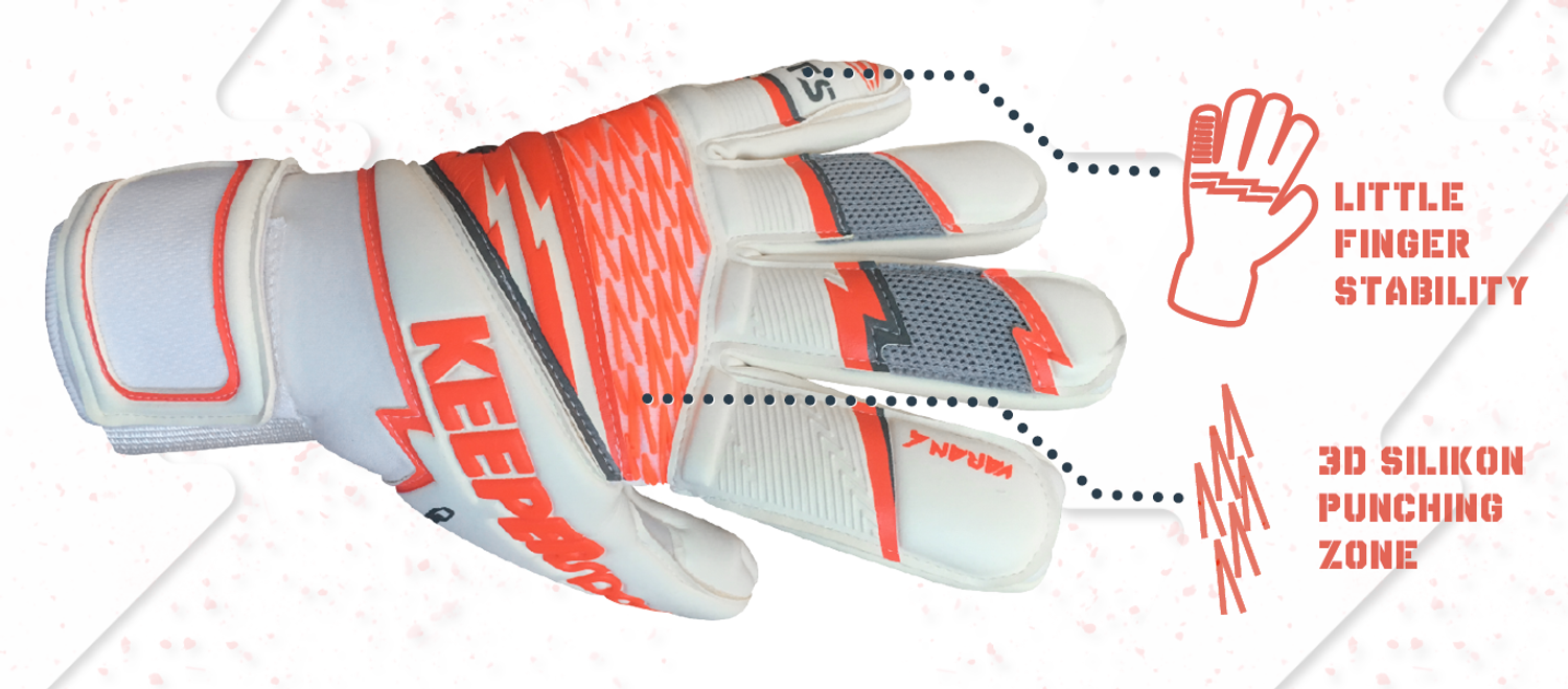 KEEPERsport VARAN4 Hero