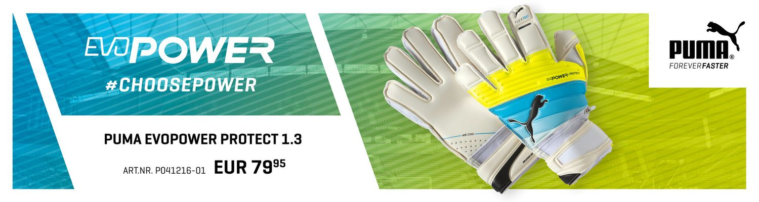 Evopower Gloves Goalkeeping