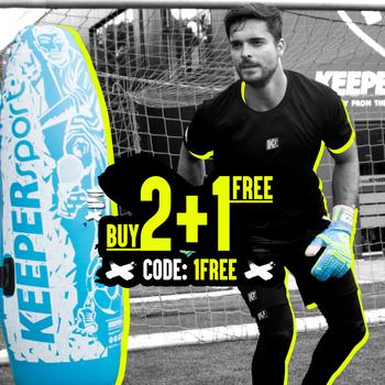 KEEPERsport 2+1 deal