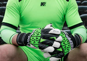 KEEPERsport, #GreenSignal, Torwarthandschuhe, Torwarttextil
