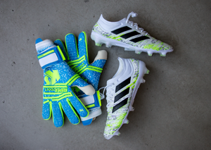 KEEPERsport, goalkeeper gloves, football boots