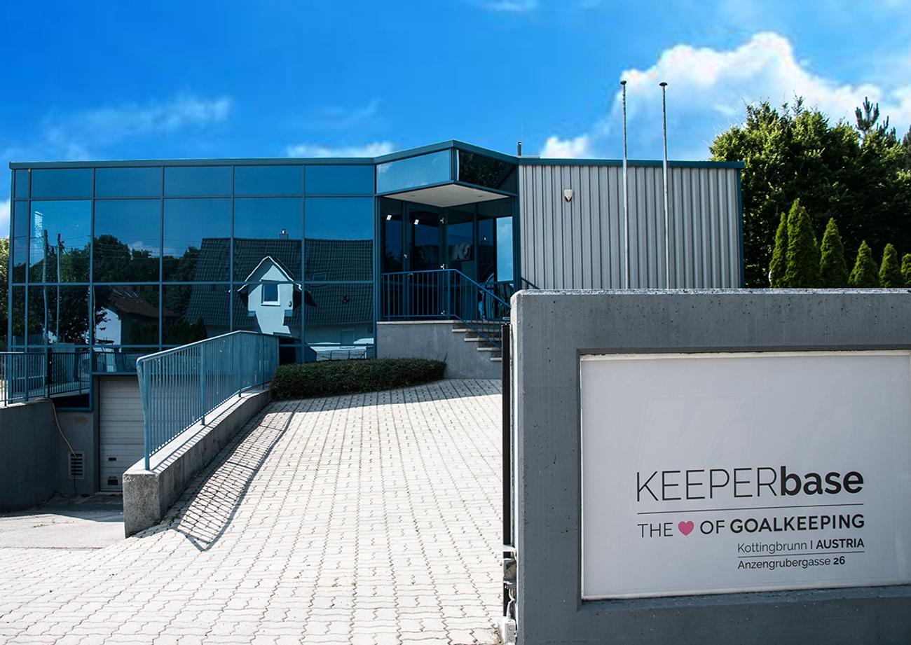 Keepersport Keeperbase