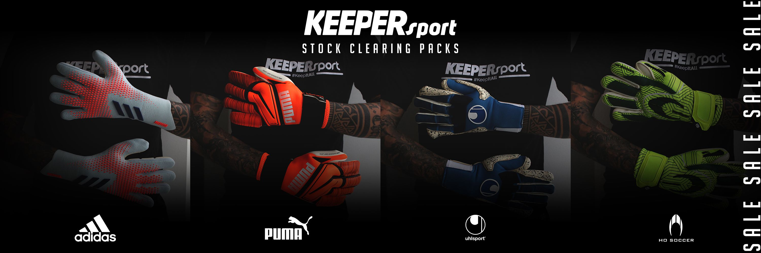 Stock Clearing at KEEPERsport