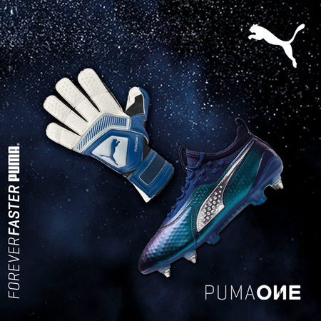 Puma One #StunPack