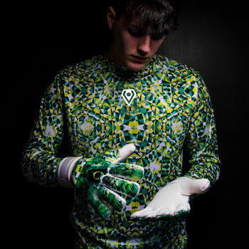 rehab, confusion, kalaidoskop, Torwarthandschuhe, Fußballtextil, Gloves