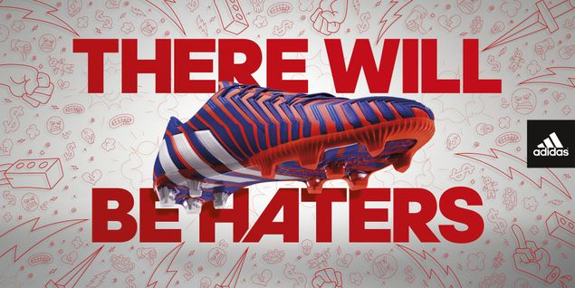 Adidas Predator - There will be haters