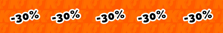 megasale -40% Torhtüer SALE