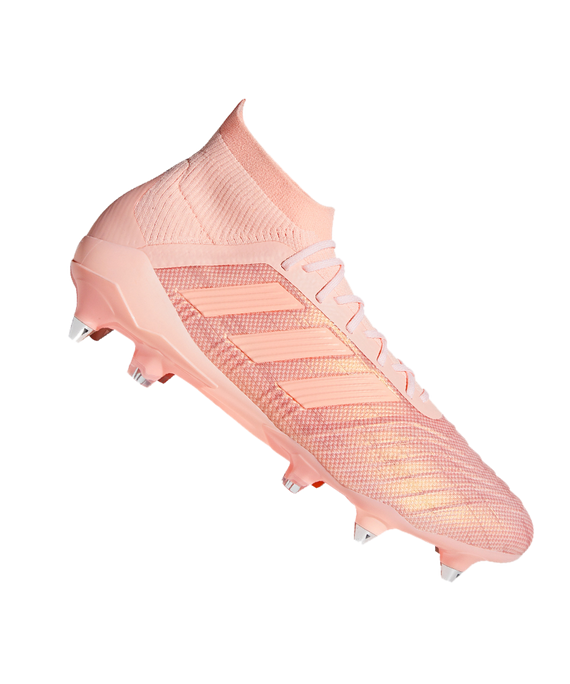 instructor zona Kent  adidas Predator 18.1 SG - Pink