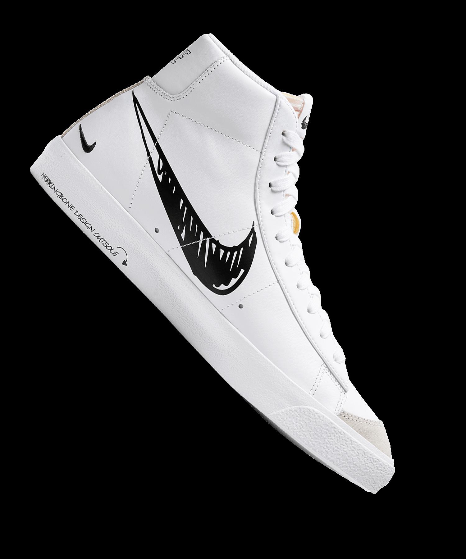 Nike Blazer Sketch Pack Mid 77 Vintage Sneaker