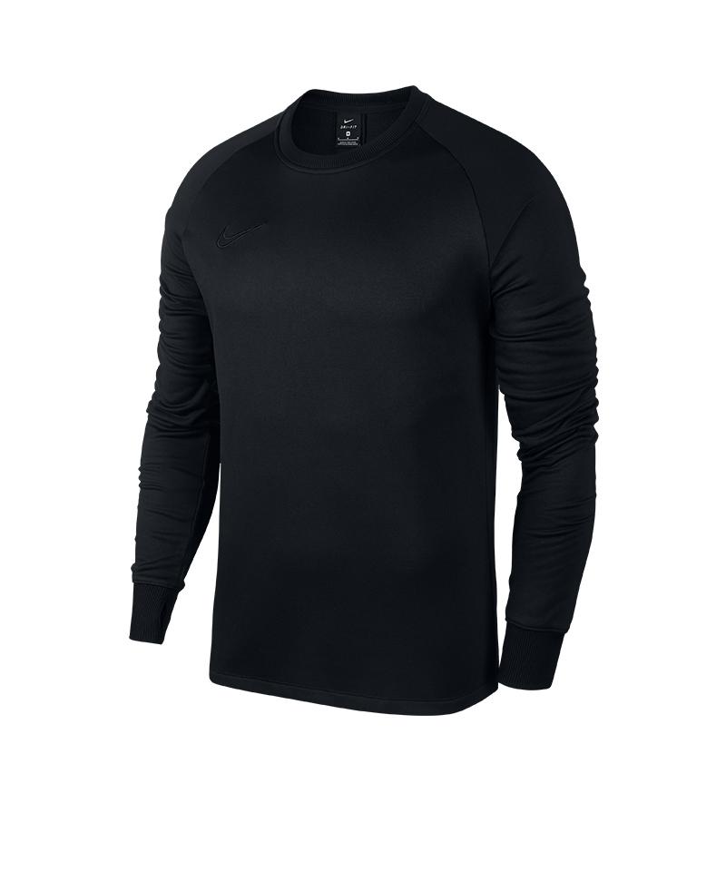 Nike Academy Therma Crew Sweatshirt Schwarz