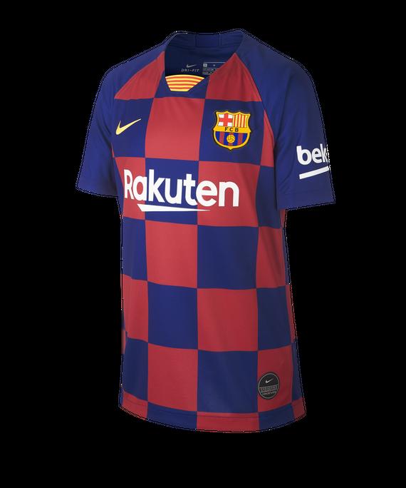 Nike FC Barcelona Shirt Home 2019/2020 Kids