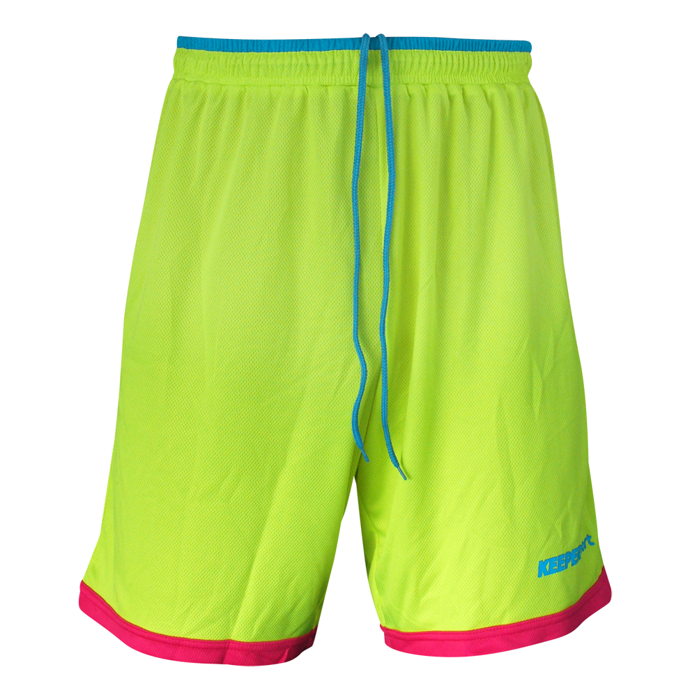 KEEPERsport GK Short GuKra3 (fluoyellow)