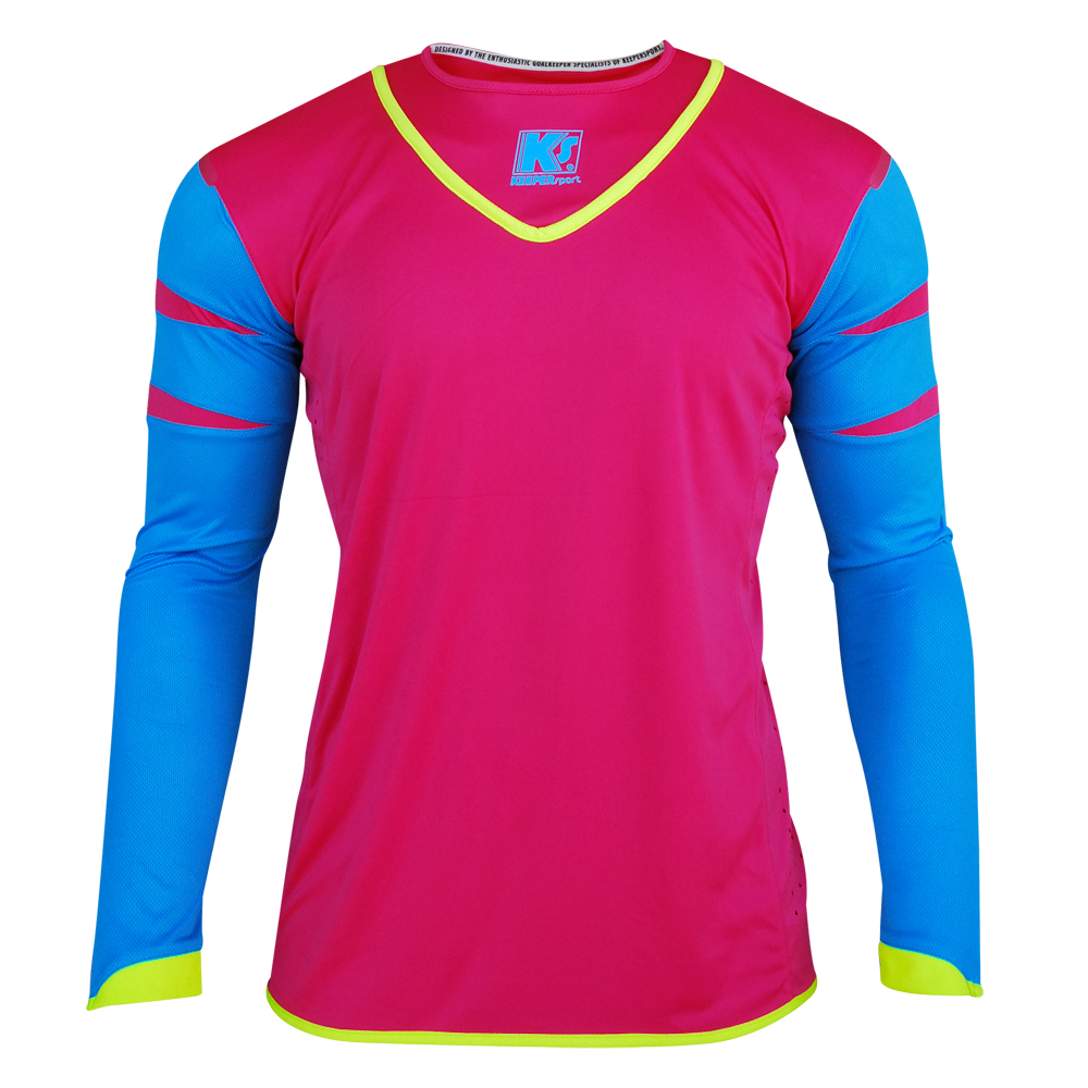 KEEPERsport Jersey GuKra3 l/s (fluopink)