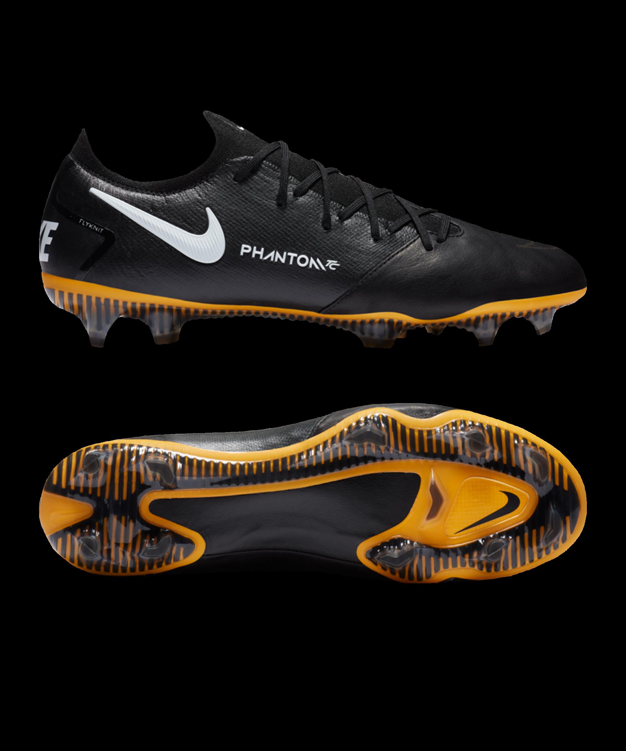 Nike Phantom Elite TC FG Schwarz F017