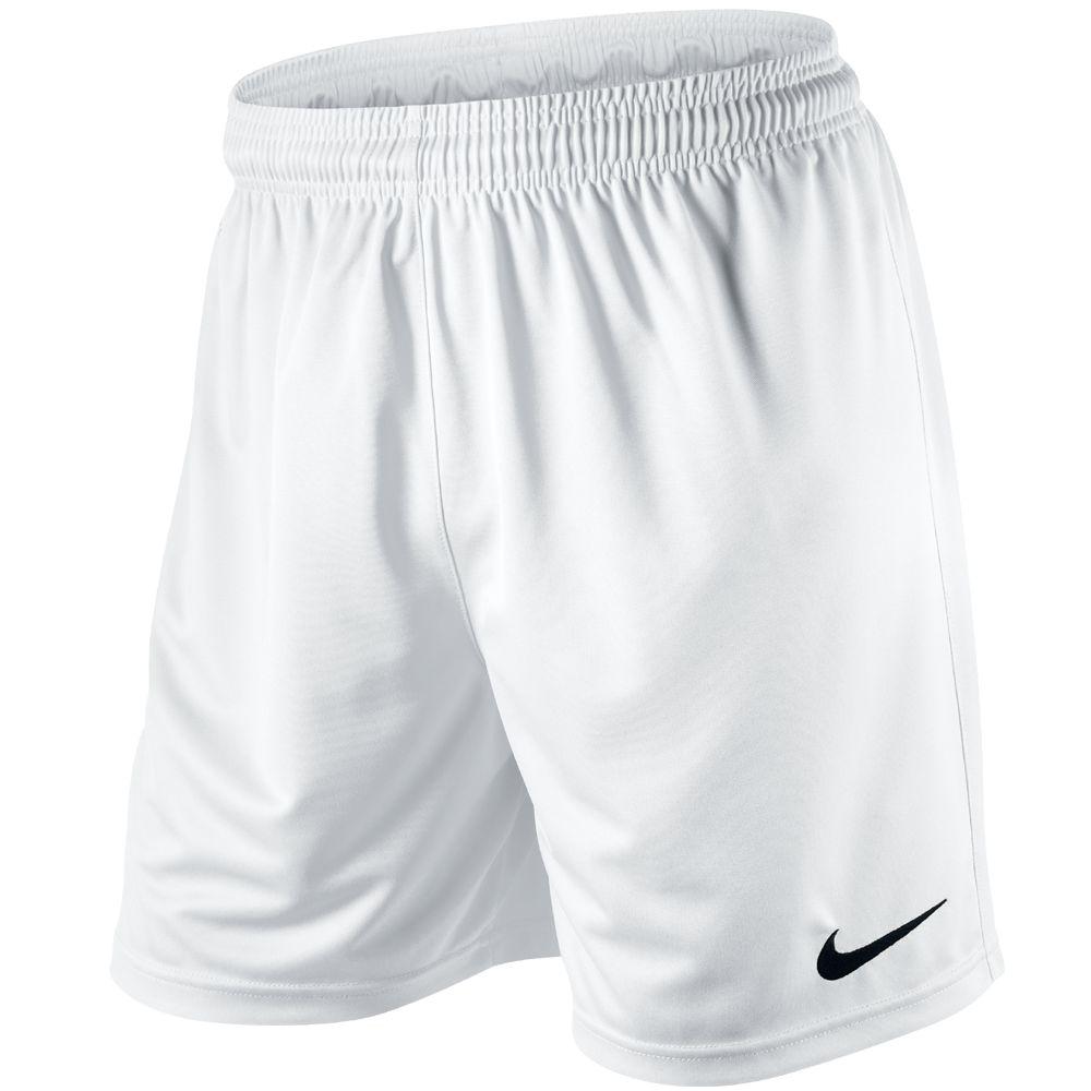 Nike Park Short ohne Innenslip Weiss F1
