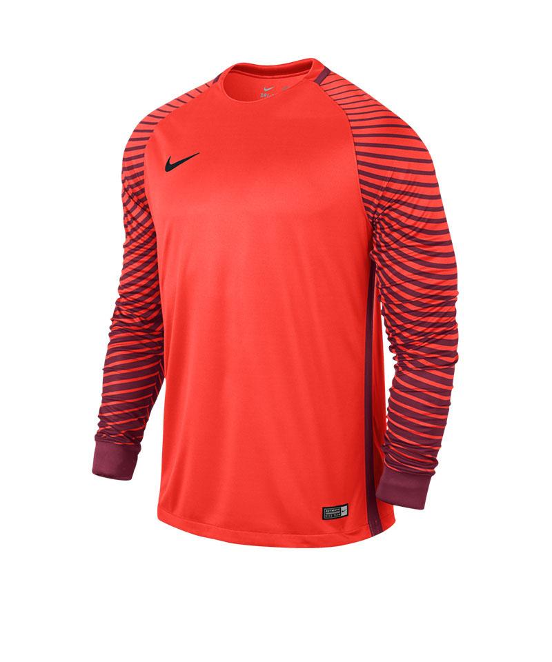 Nike Gardien Trikot langarm Orange F671