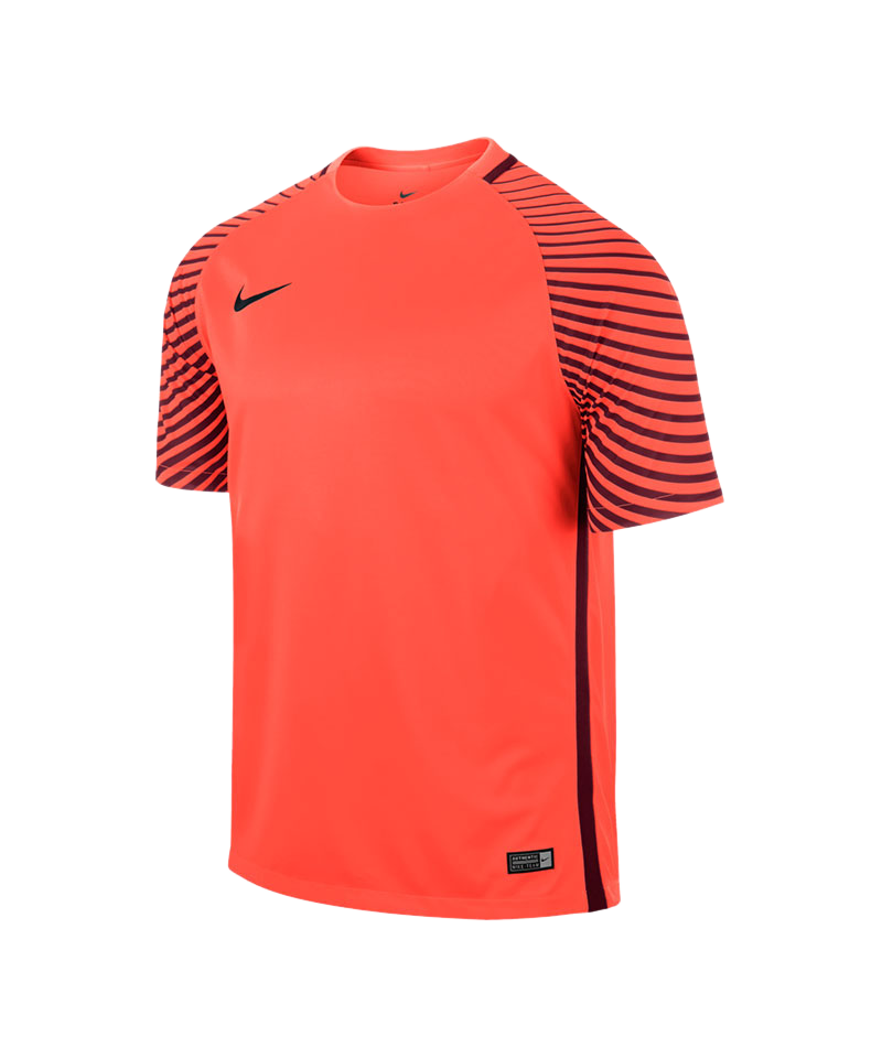 Nike Gardien Trikot kurzarm Orange F671
