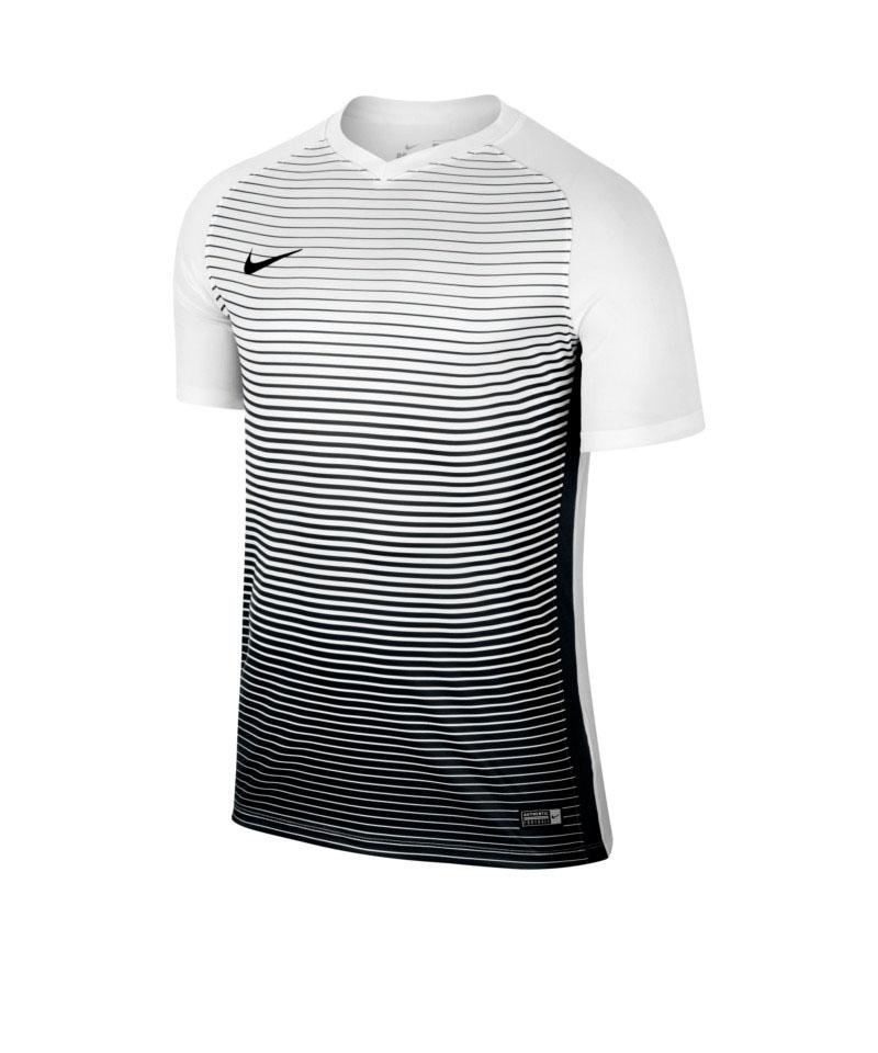 Nike Precision IV Trikot kurzarm Weiss