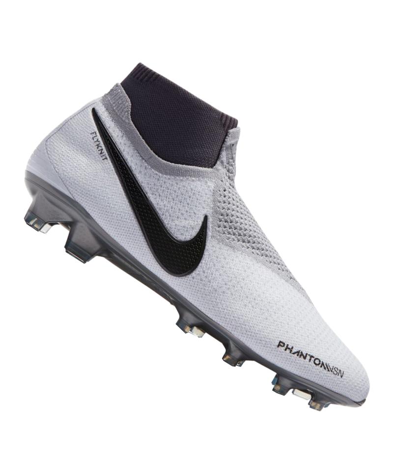 Nike Phantom Vision Elite FG Grau F060