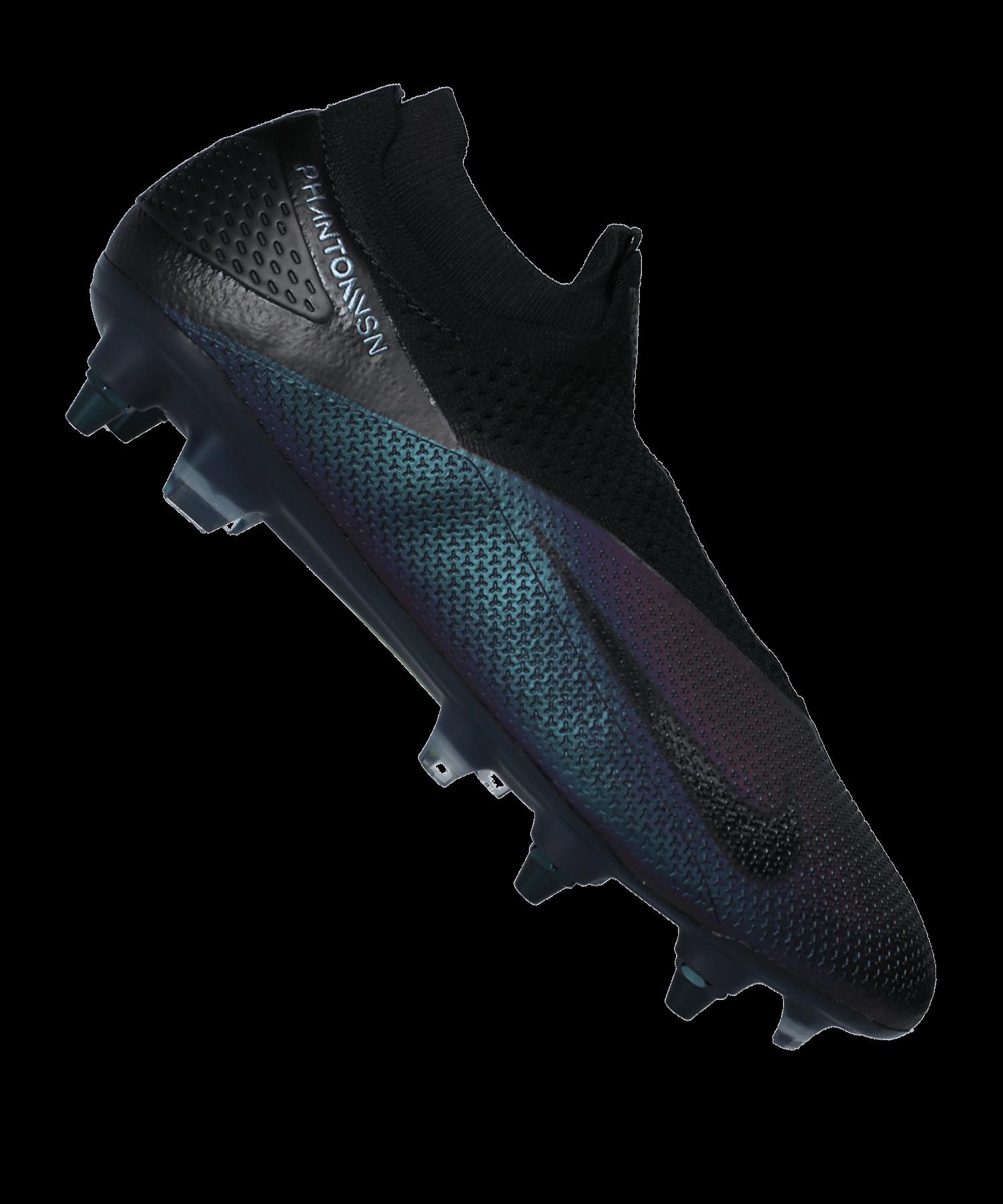 Nike Phantom Vision II Kinetic Black Elite DF SG-Pro AC