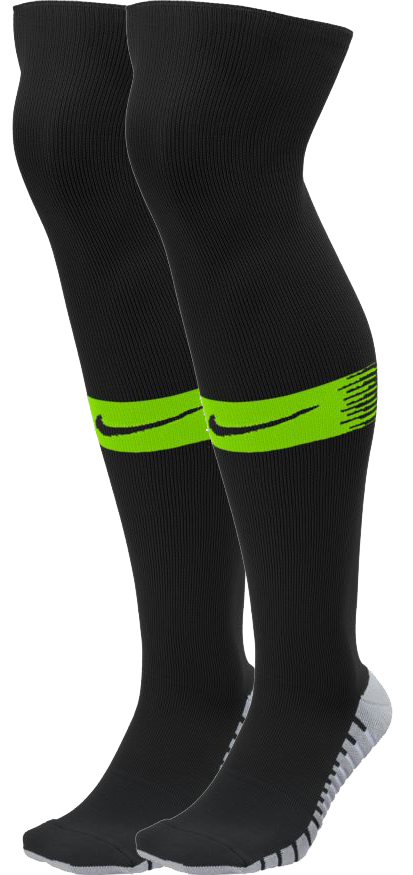 NIKE Team Matchfit GK-Socks (black/volt)
