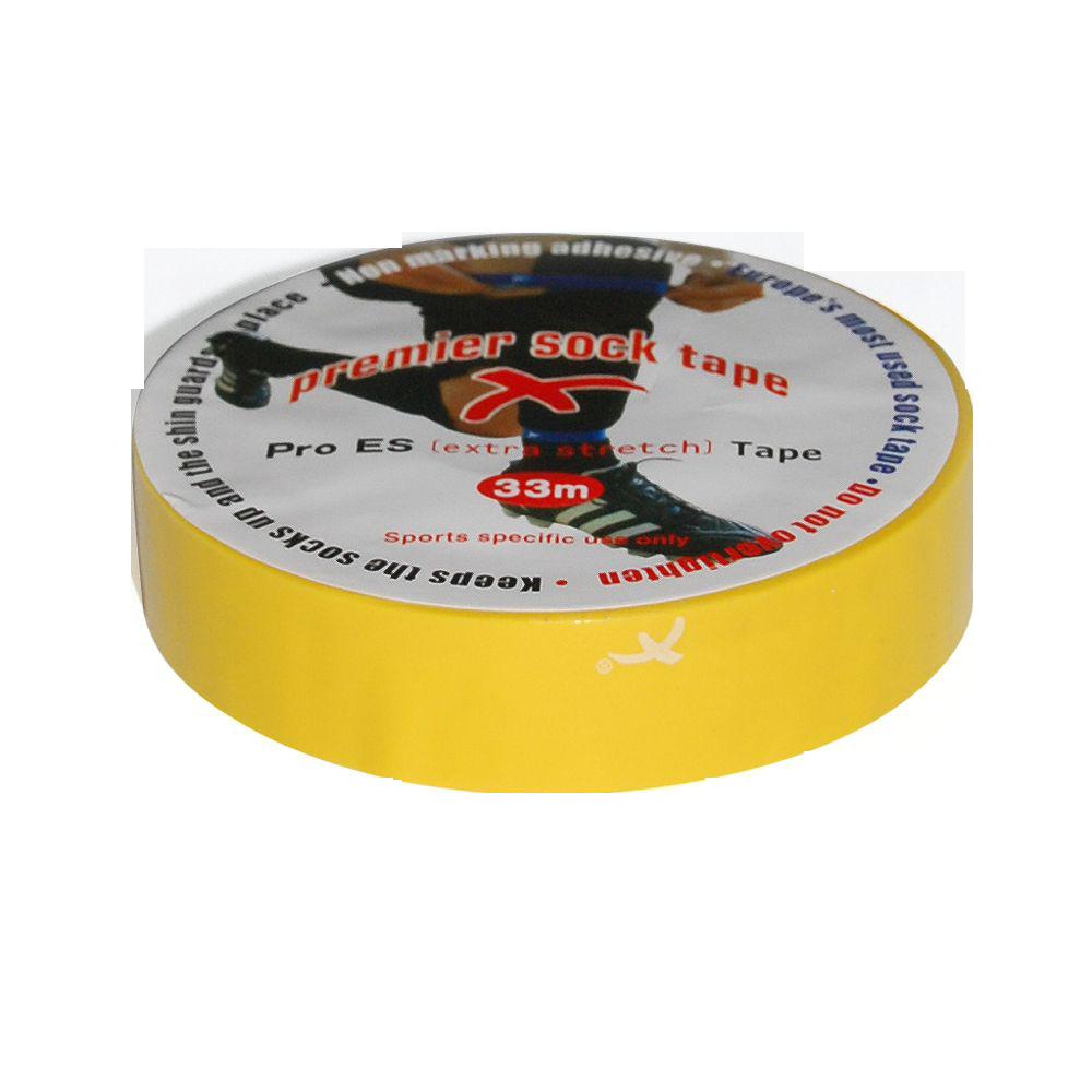 Premier Sock Tape 19mm (yellow)