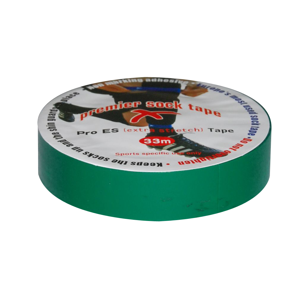 Premier Sock Tape 19mm (green)