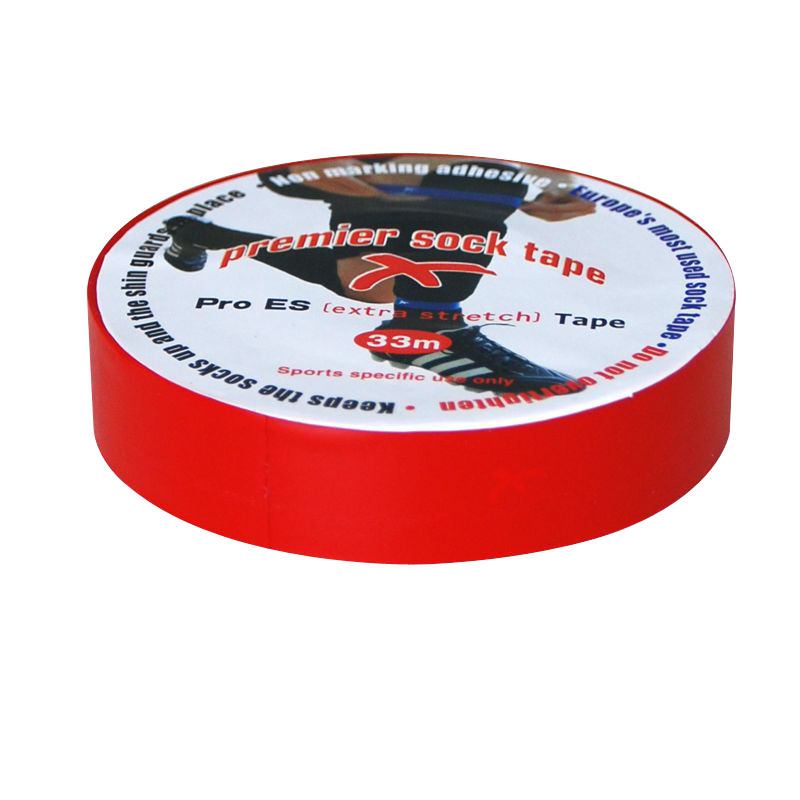 Premier Sock Tape 19mm (red)