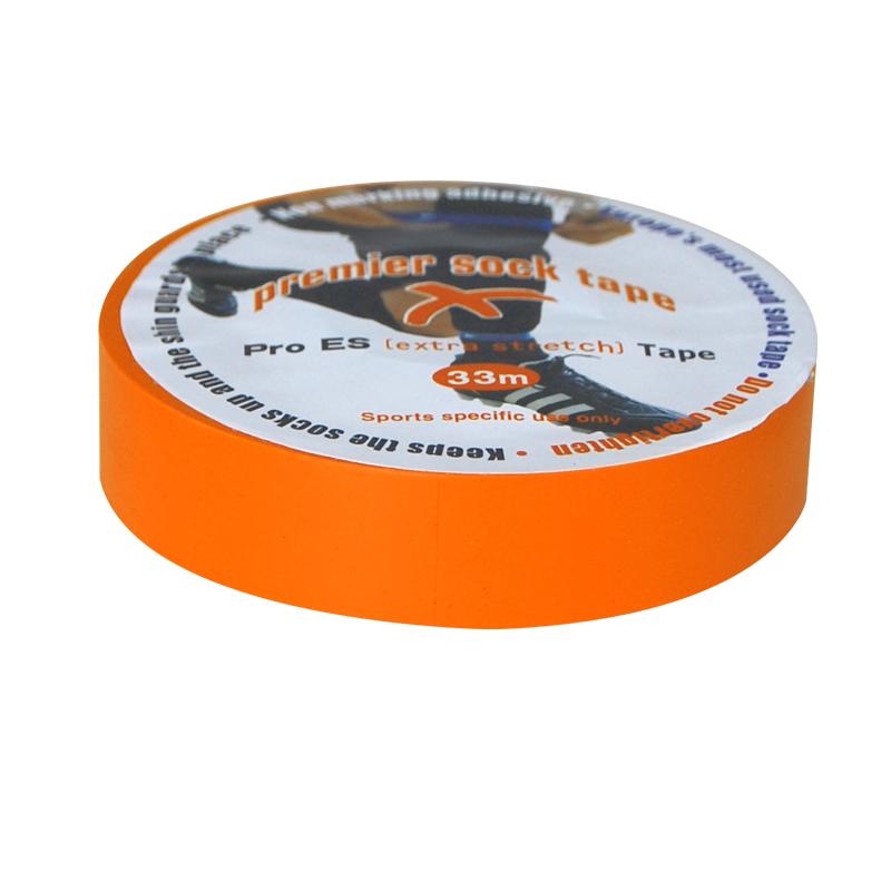 Premier Sock Tape 19mm (orange)