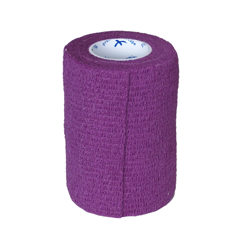 PST Shin Guard Pro Wrap 7,5cm (purple)