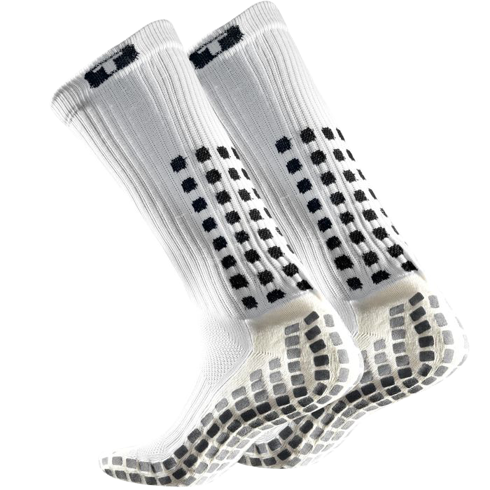 TruSox Mid-Calf Thin (white)