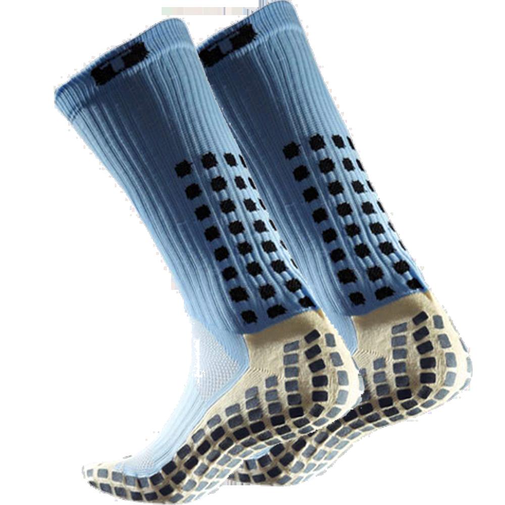 TruSox lábszárközépig, vékony (égszínkék)